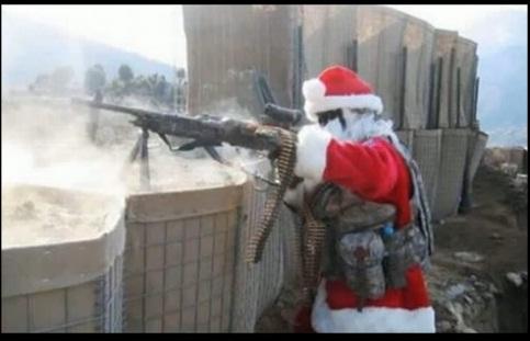 Feliz Natal e tomem lá uns bonbons