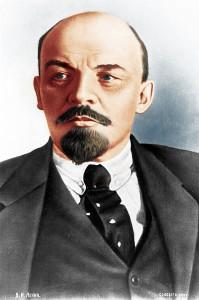Lenin nasceu a 22 de Abril de 1870