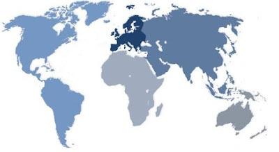 O resto do mundo e a Europa